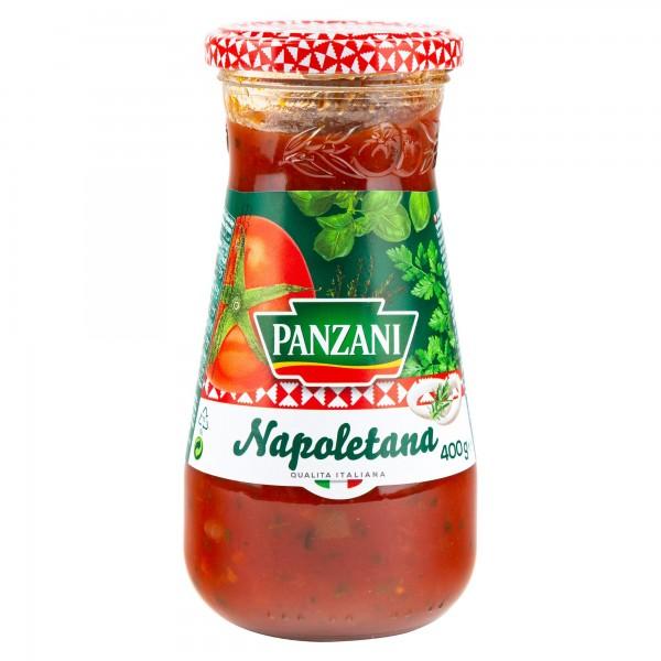 Panzani Napoletana Sauce 400G 394439-V001 by Panzani