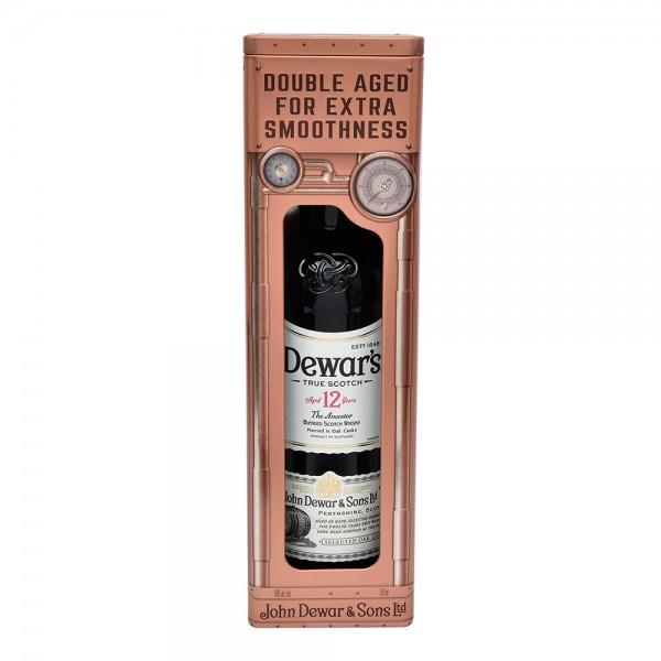 Dewars Special Reserve Tin Box12Y 395434-V001 by Dewars