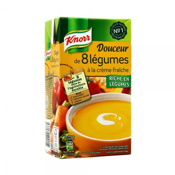 DOUCEUR AUX 8 LEGUMES 396152-V001 by Knorr