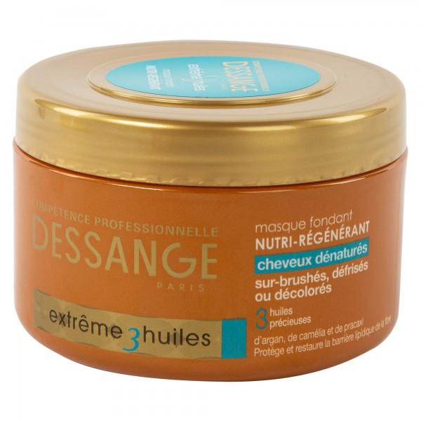 Jacques Dessange Extreme 3 Huiles Hair Mask 250ml 396271-V001 by Jacques Dessange