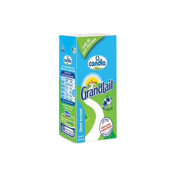 Candia Milk Demi Ecreme 125ml 397055-V001 by Candia