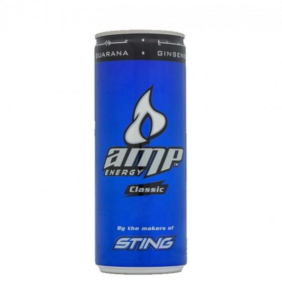 Amp Energy Drink Classic - 250Ml 397633-V001 by AMP Energy