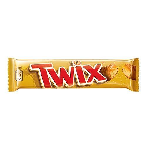 Twix Single Finger 25g 398020-V001 by Mars