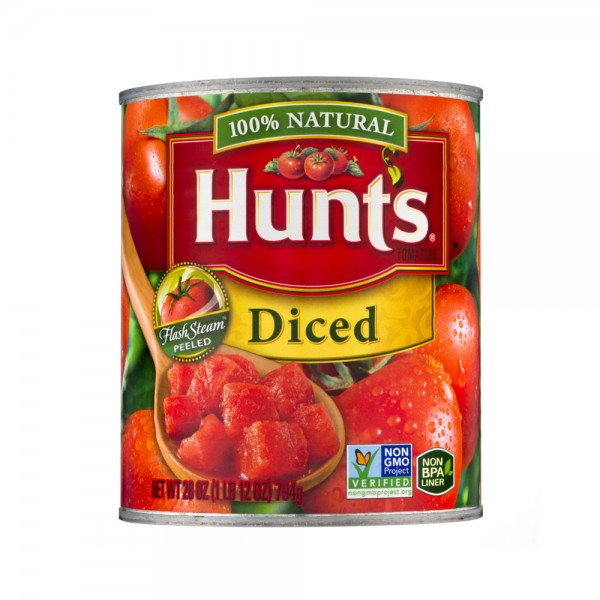 TOMATOES DICED 398482-V001 by Hunts