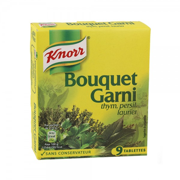 BOUQUET GARNI 9TAB 399829-V001 by Knorr