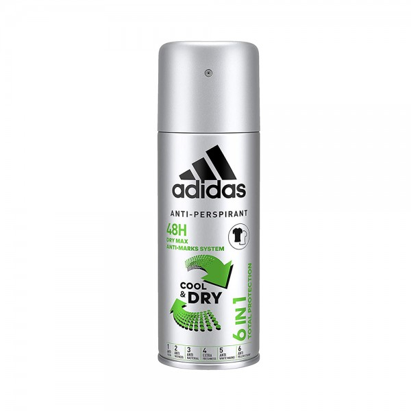 DEO 6IN1 MALE 400344-V001 by Adidas