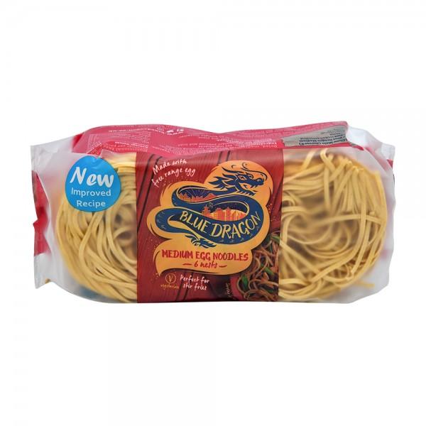 B.Dragon Medium Egg Noodles Nests - 300G 400755-V001 by Blue Dragon