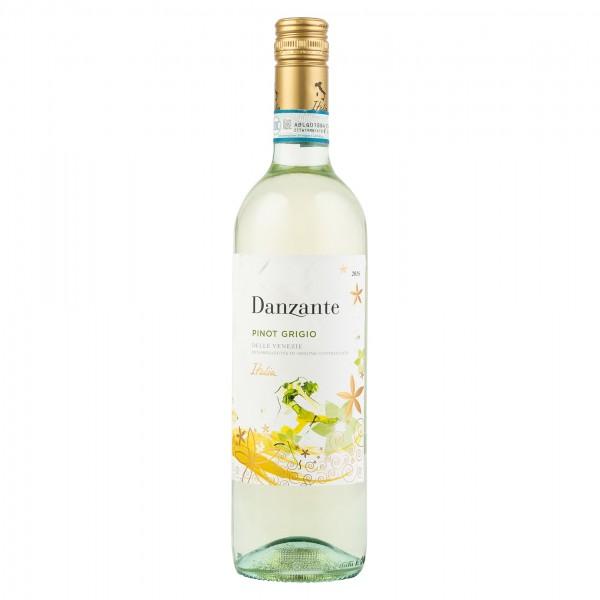 Danzante Pinot Grigio White Wine 2018 75cl 401780-V001