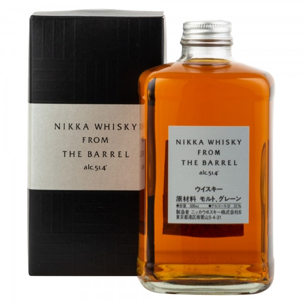 Nikka Whisky From The Barrel 50cl 402194-V001