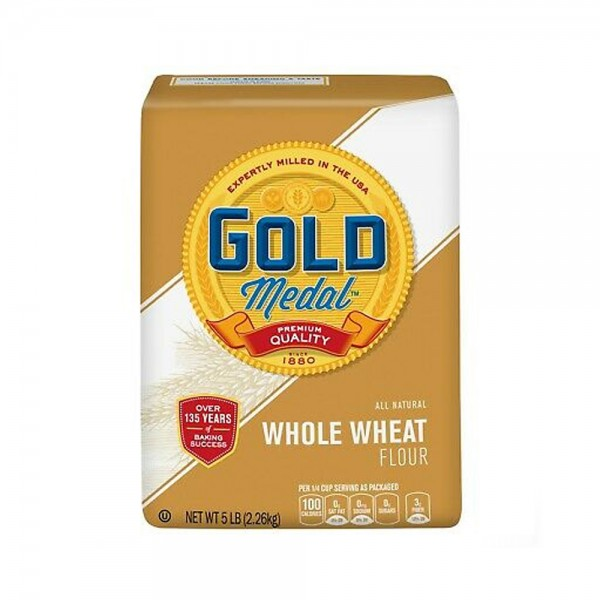 WHOLE WHEAT FLOUR 402764-V001 by Gold Medal