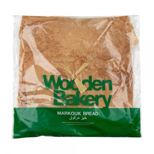 Wooden Bakery Markouk Bread 5 Loaves 5PC 403607-V001 by Wooden Bakery