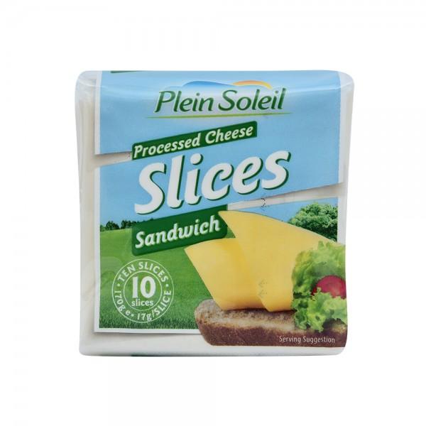 Plein Soleil Slices Cheese Sandwich 170g 406415-V001 by Plein Soleil