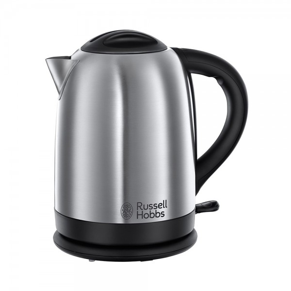 Russel Hob Kettle Brushed Stainless 2400W 407274-V001 by Russell Hobbs