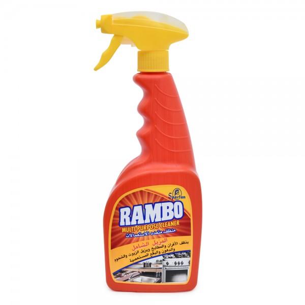 Rambo Multipurpose Cleaner Spray Bottle 650ml 407804-V001 by Rambo