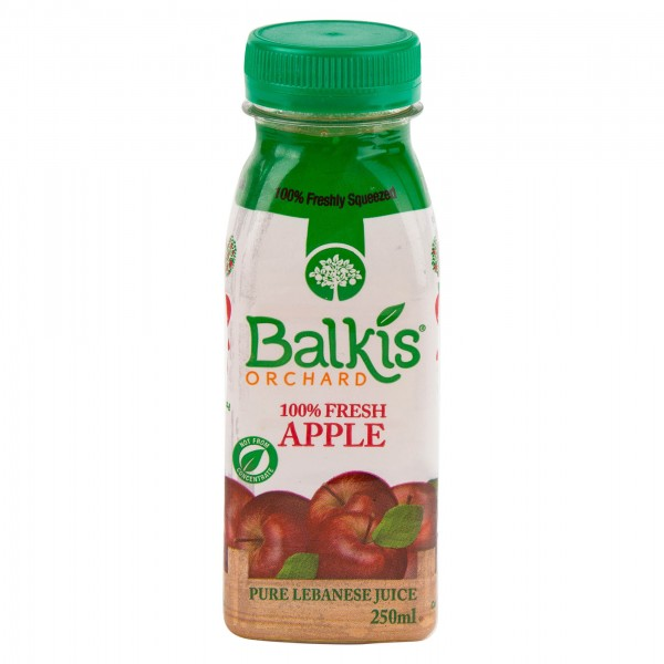 Balkis Apple Juice 250ml 407851-V001 by Balkis Orchard