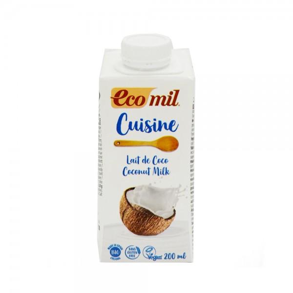 CUISINE PREP.LAIT DE COCO BIO 407978-V001 by ECO MIL