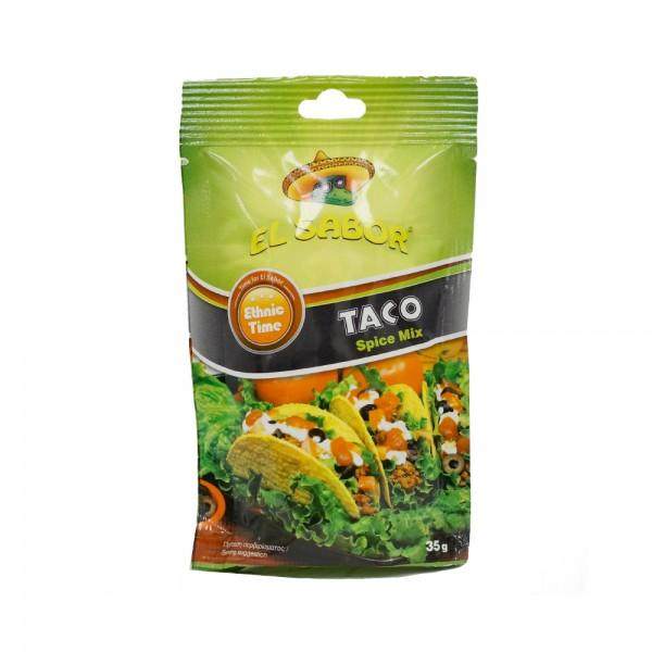 TACO SPICE MIX 409056-V001 by El Sabor