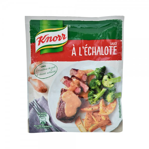 Knorr Sachet Sauce Echalote - 33G 410118-V001 by Knorr
