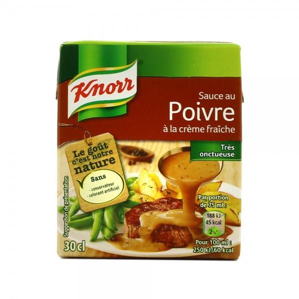 SAUCE POIVRE 410122-V001 by Knorr