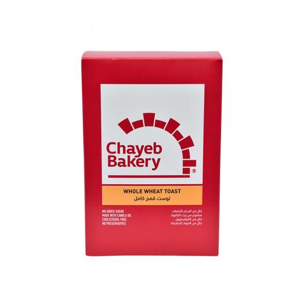 Chayeb Wholewheat Toast 300g 411536-V001 by Chayeb Bakery