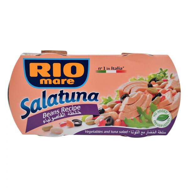 2xSALATUNA BEANS SP PRICE 411861-V001 by Rio Mare