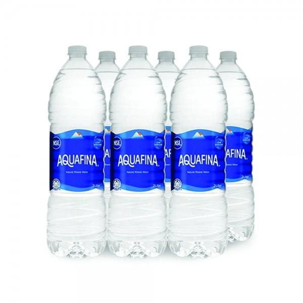 Aquafina Mineral Water Bottle 5x2L + 1 FREE 412030-V002 by Aquafina