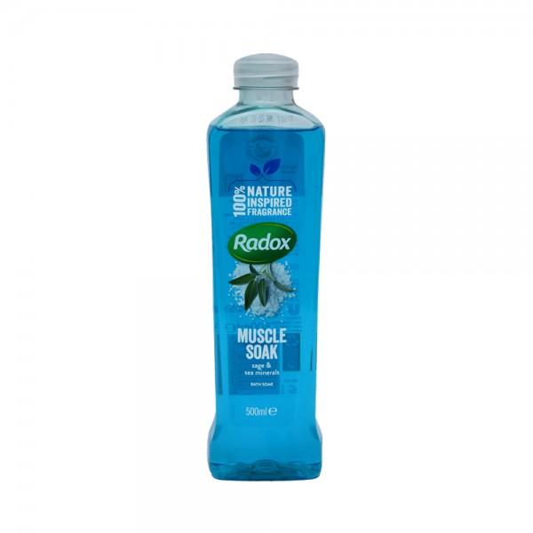 Radox Herbal Bath Muscle - 500Ml 412074-V001 by Radox
