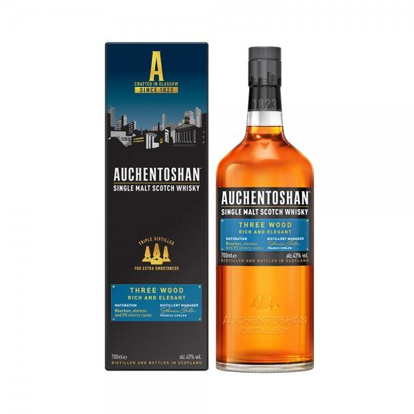 TRIPLE WOOD MALT 412114-V001 by Auchentoshan Single Malt Whisky