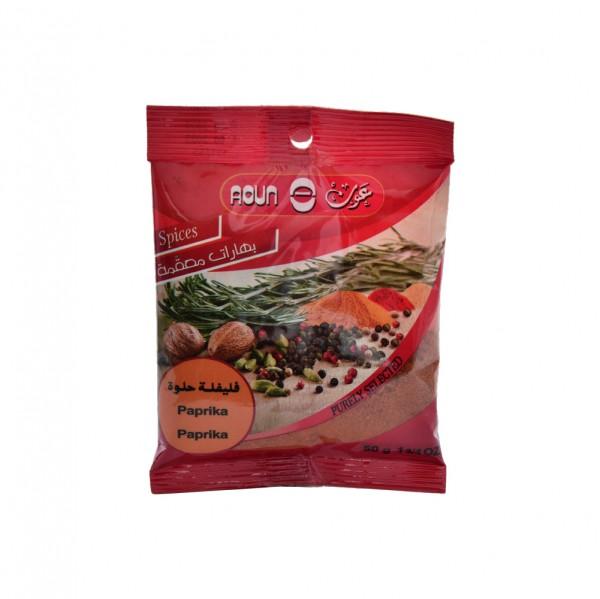 Aoun Paprika Pepper  - 50G 412305-V001 by Aoun