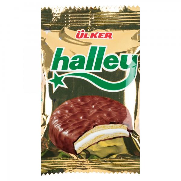 Ulker Halley Chocolate Biscuit 77G 413281-V001 by Ulker