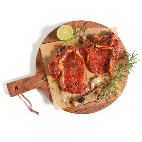 Primeat Garlic Herbs Steak Per Kg 413491-V001 by Primeat