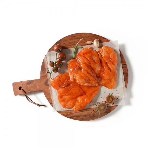 Coucou Orange Chili Chicken Per Kg 413502-V001 by Spinneys Butcher Shop