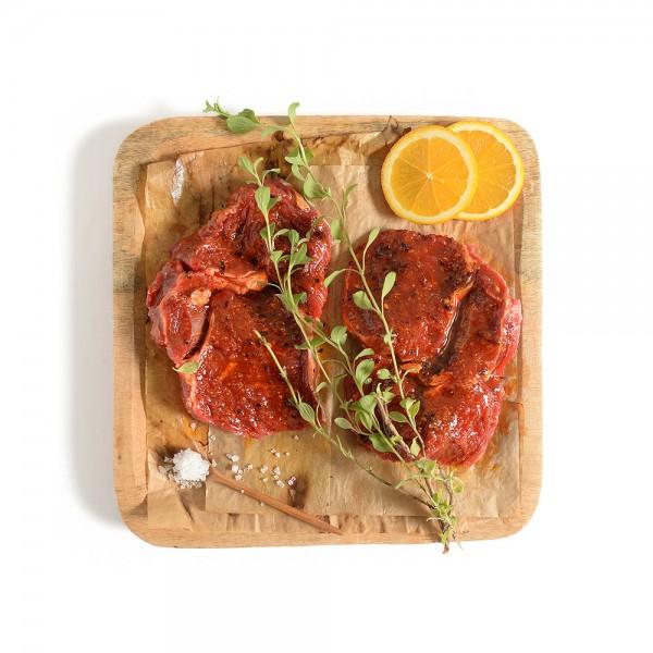 Primeat Orange Chili Steak Per Kg 413503-V001 by Primeat