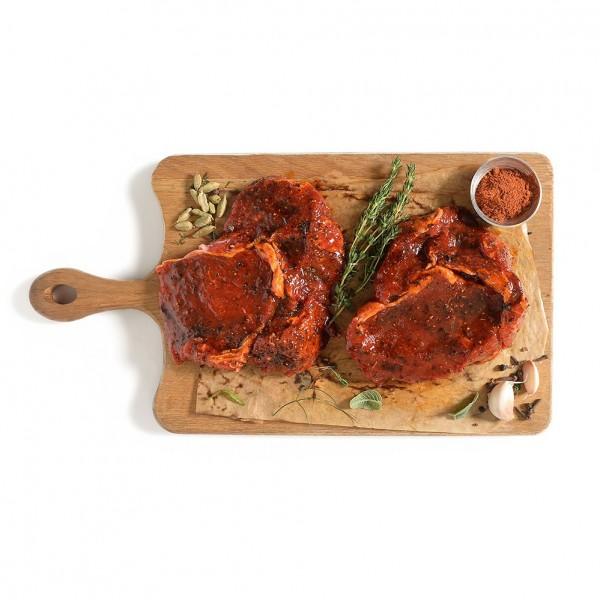Primeat Piri Piri Hot Steak Per Kg 413504-V001 by Primeat