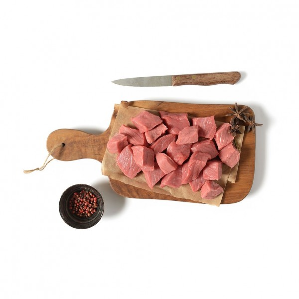 Beef Cubes Low Fat For Cooking Per Kg 413531-V001 by Primeat