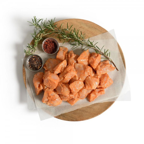 Chicken Tawouk Marinated Red per Kg 541377-V001 by Spinneys Butcher Shop