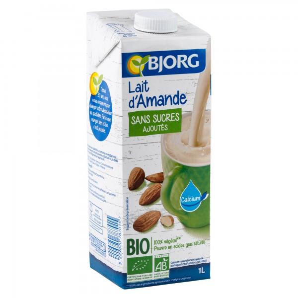 Bjorg Sugar Free Almond Drink 1L 413751-V001 by Bjorg