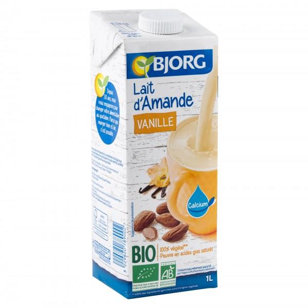 Bjorg Organic Vanilla Almond Milk 1L 413753-V001