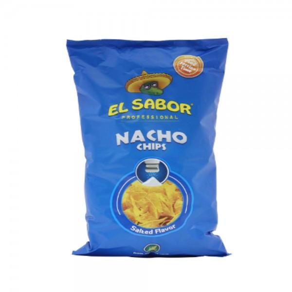 El Sabor Nacho Chips Salt 415552-V001 by El Sabor
