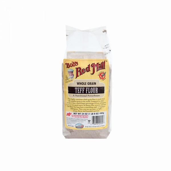 Bob's Red Mill Teff Flour 24oz 415604-V001 by Bob's Red Mill