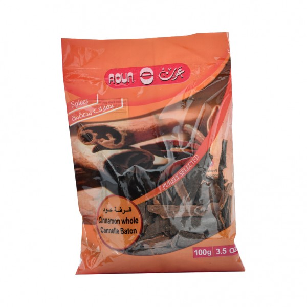 Aoun Cinnamon Sticks  - 100G 415742-V001 by Aoun