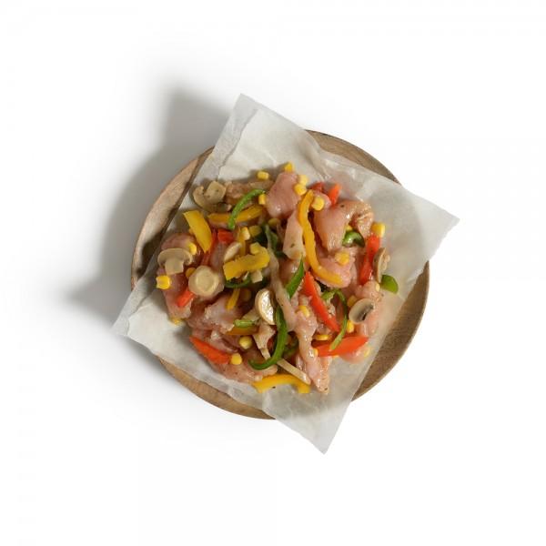 Chicken Fajita Per Kg 416830-V001 by Spinneys Butcher Shop
