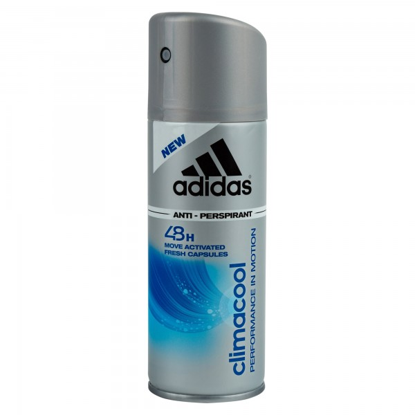 Adidas climacool Anti-Perspirant Spray Deodorant For Him 150ml 416957-V001 by Adidas