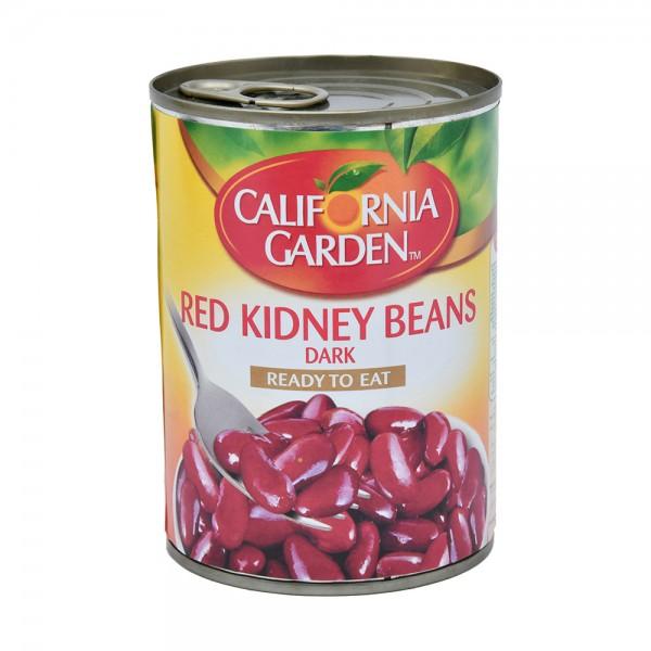 California Garden Red Kidney Beans 400g 418147-V001 by California Garden