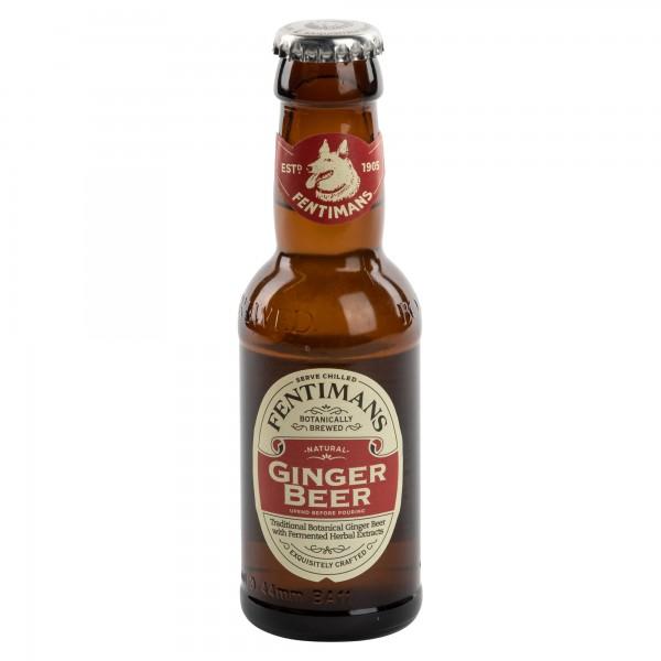 Fentmans Ginger Beer 125ml 418627-V001 by Fentimans