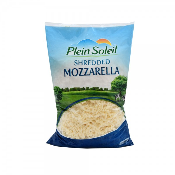 Plein Soleil Shredded Mozzarella 2Kg 420482-V001 by Plein Soleil