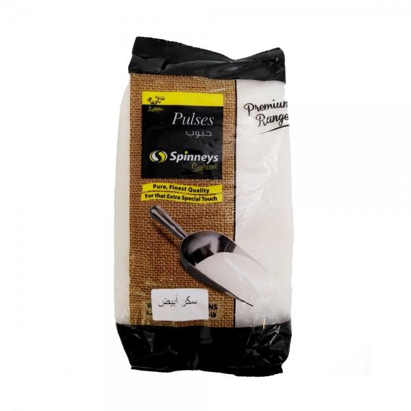 Spinneys White Sugar 1kg 421858-V001 by Spinneys Supreme