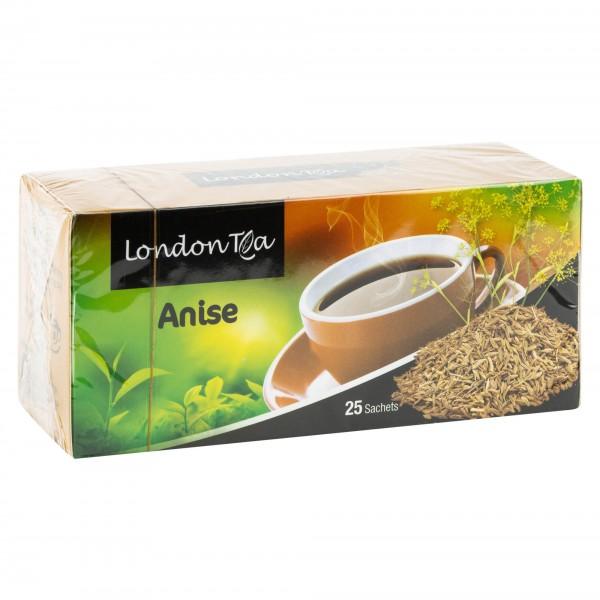 London Tea Anise 25 Sachets 422118-V001 by London Tea