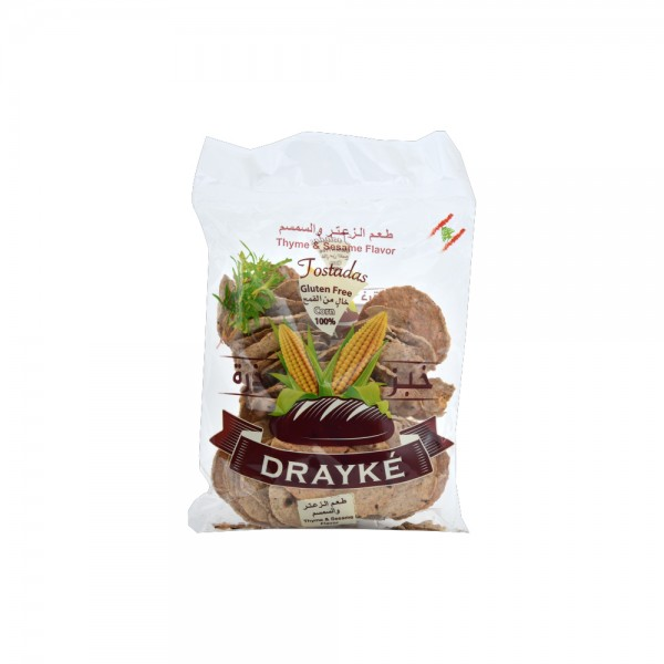 Drayke Mini Corn Bread with Thyme 80g 424002-V001 by Drayke