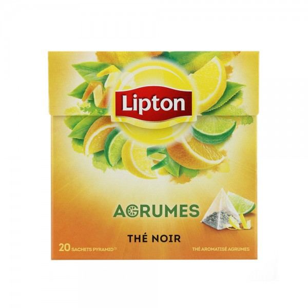THE AGRUMES 20'S 424725-V001 by Lipton